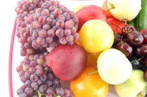 Warzywa i owoce - składnik większości diet