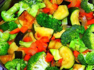 Warzywa podstawą diety wegańskiej